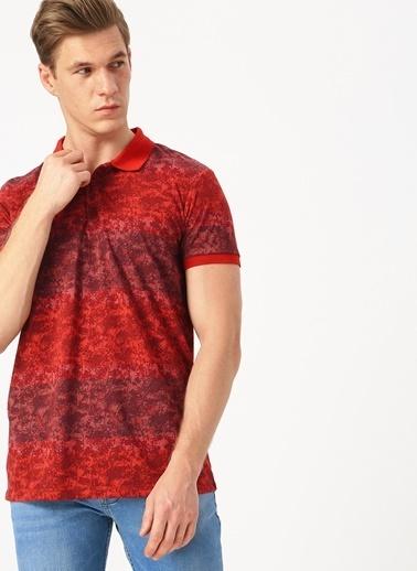 Twister Tişört Kırmızı
